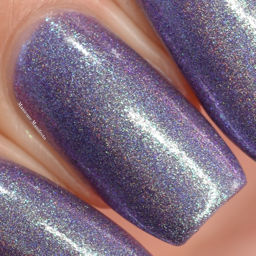 Lucky 13 Lacquer Swatch