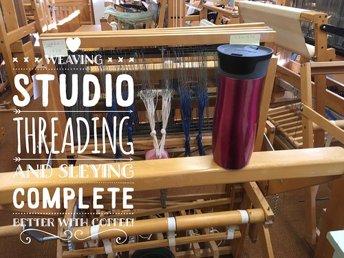 Coffeeneur #2: hanging at the weaving studio