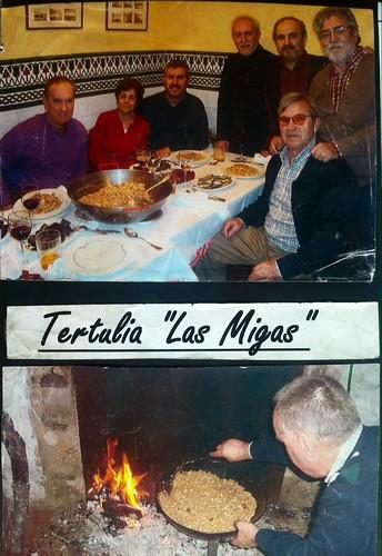 """III aniversario Tertulia """"Las Migas"""""""