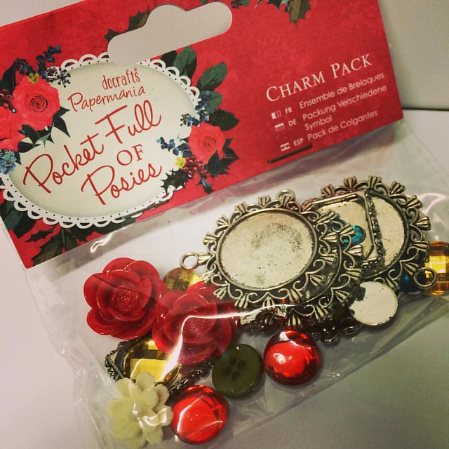 Pocket Full of Posies Charm Pack