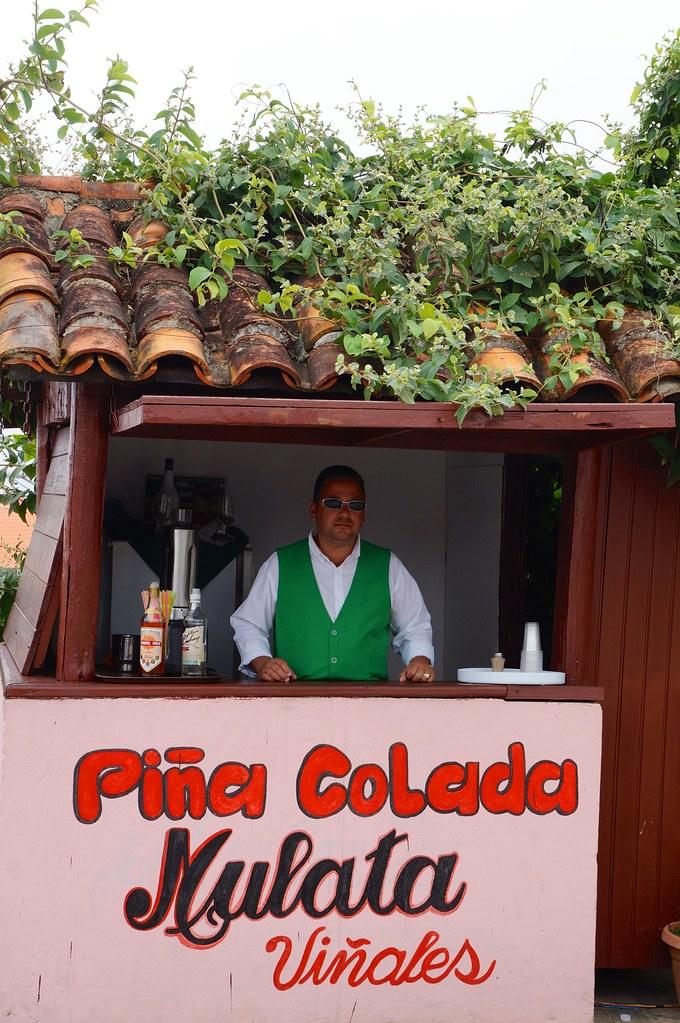 Pina Colada Mulata