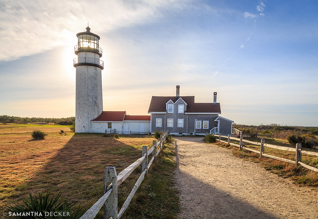 Highland Light in Truro, MA