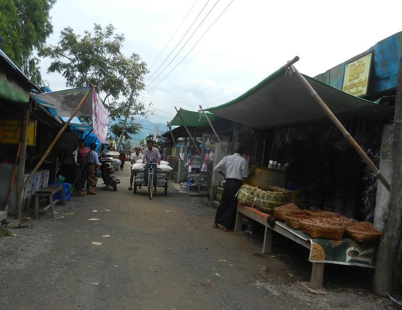 Нуанг Шве уличная жизнь