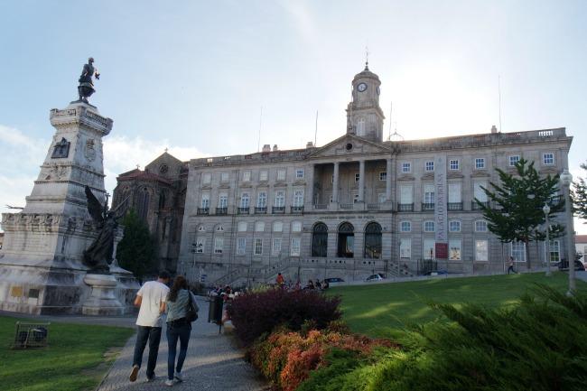 Portogallo, Porto - Palacio da Bolsa (1)