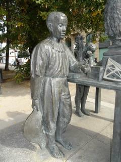 Monumento a Adolph Diesterweg en Berlín