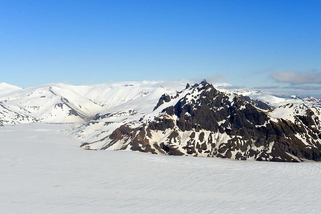 Increíbles paisajes de hielo en Islandia