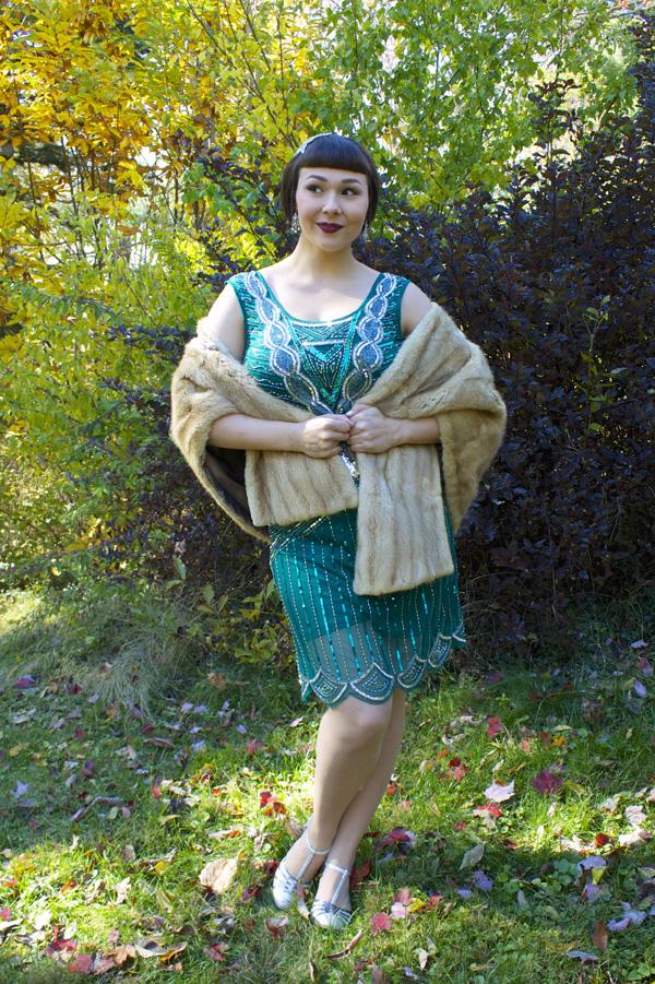 1920s dress deco