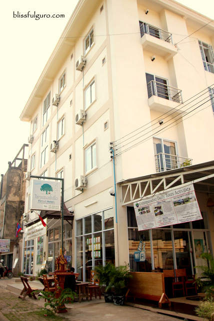 FoRest Hotel Pakse Laos