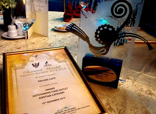 Sarawak Hornbill Tourism Award