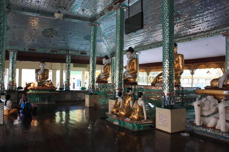 Шведагон (Shwedagon) Рангун