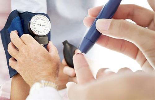 tiểu đường tăng huyết áp
