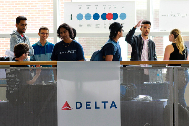 Delta at Georgia Tech 'Hack-a-thon'