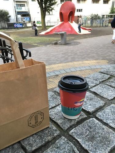 猿田彦コーヒー 恵比寿 2016.11.3