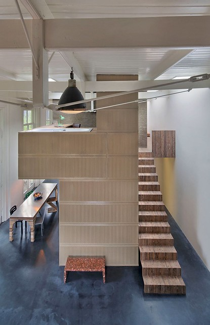Handmade house by Rolf in Utrecht, Netherlands Sundeno_12