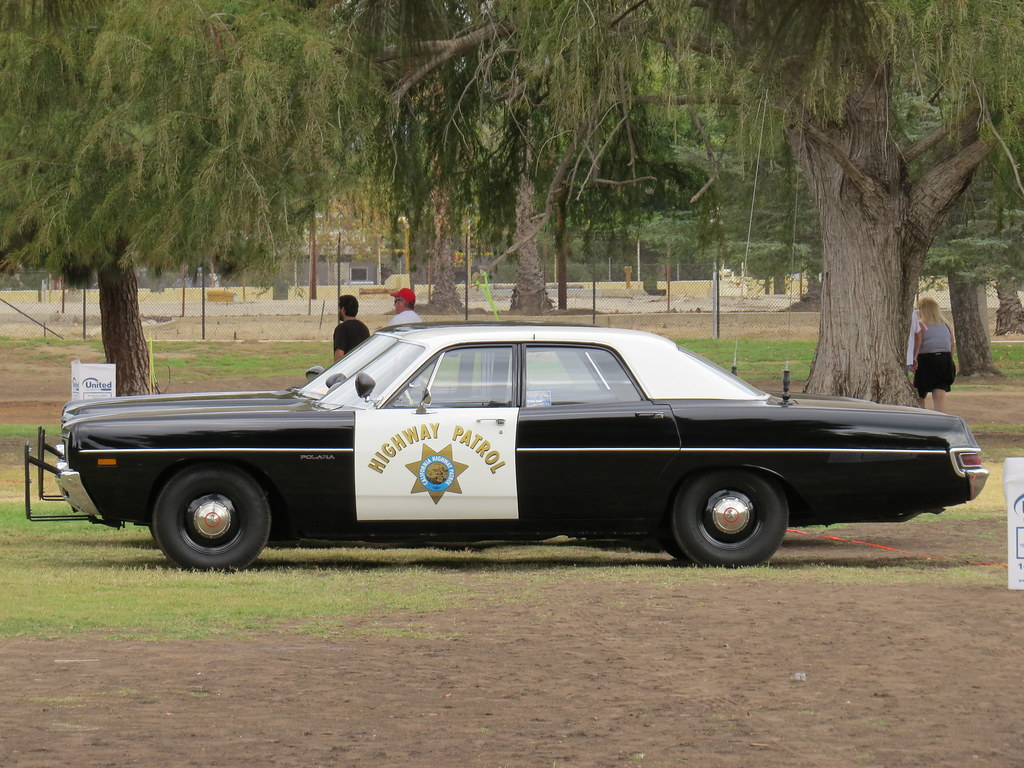 1969 Dodge Polara Police Car | 1969 Dodge Polara California … | Flickr