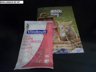 paquet de lingettes - VITACRAFT