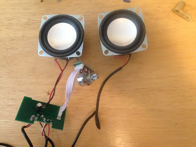 Speakers for Bar Top