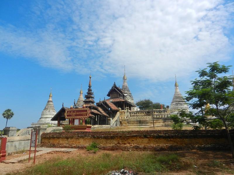 Баган Мьянма достопримечательности