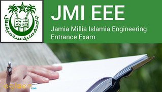 JMI EEE 2016 - Jamia Engineering Entrance Exam