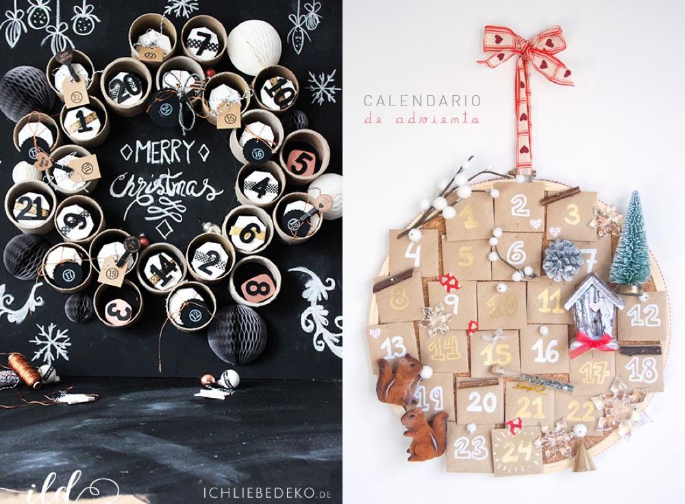 DIY Advents Calendar - lovefromberlin.net