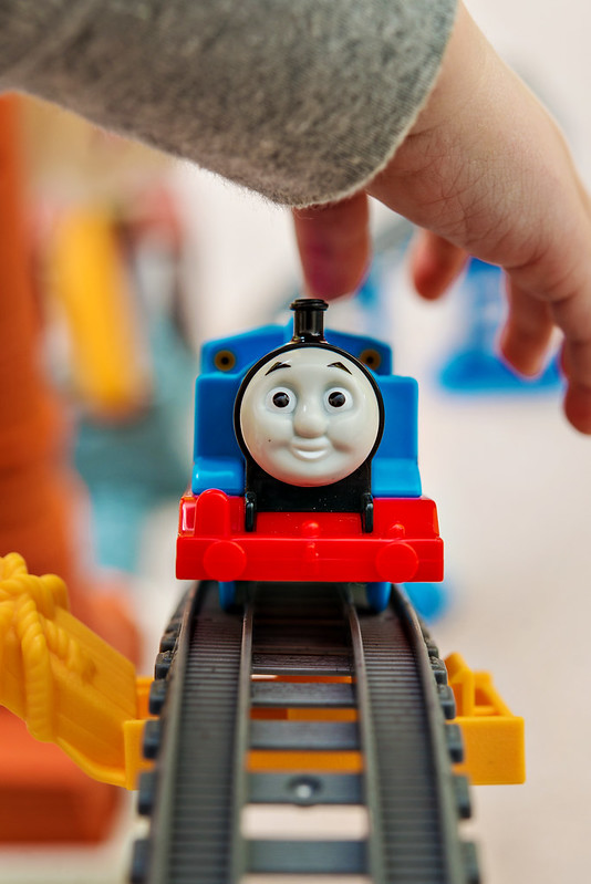 thomas and friends shipwreck train set