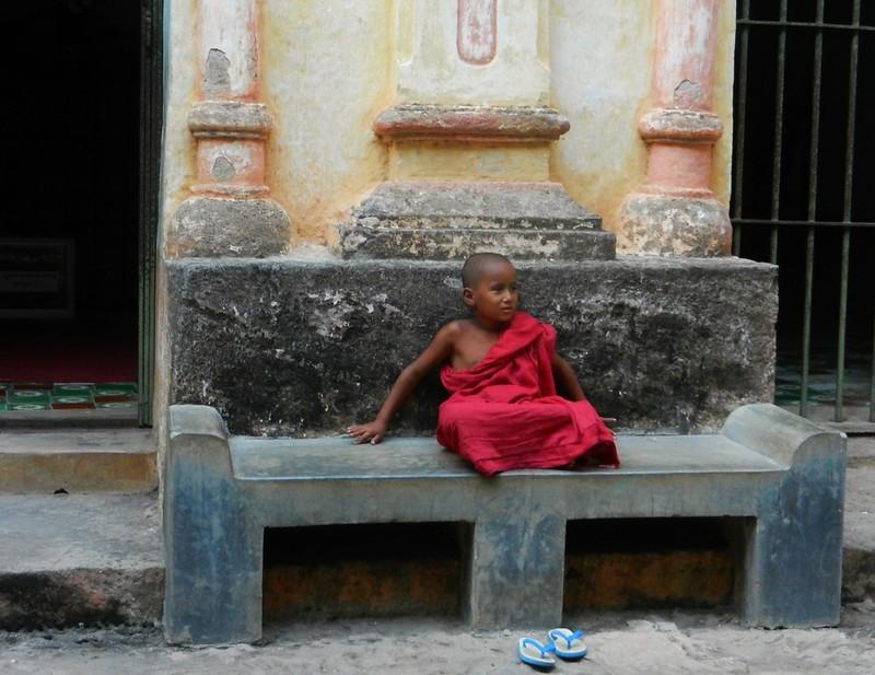 Швеба - вырытый город Мьянмы