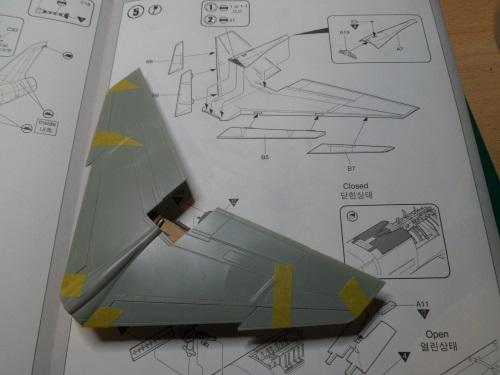 Pas-à-pas : Vought F-8E Crusader [Academy 1/72] 30523401275_4cc5d91fcf_o