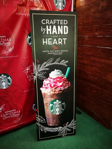 Starbucks introducing Santa Hat Frappe