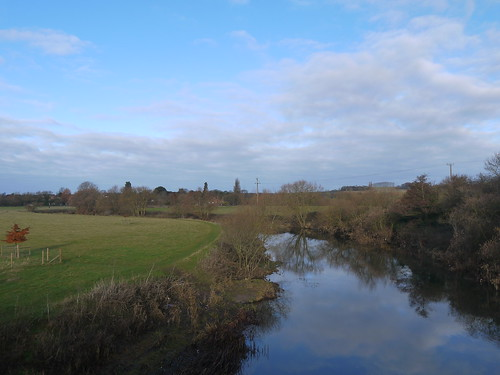 View of Jubilee Bridge