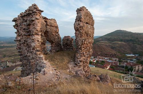 El Castillo de Alcaraz