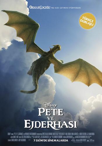 Pete ve Ejderhası - Pete's Dragon (2016)