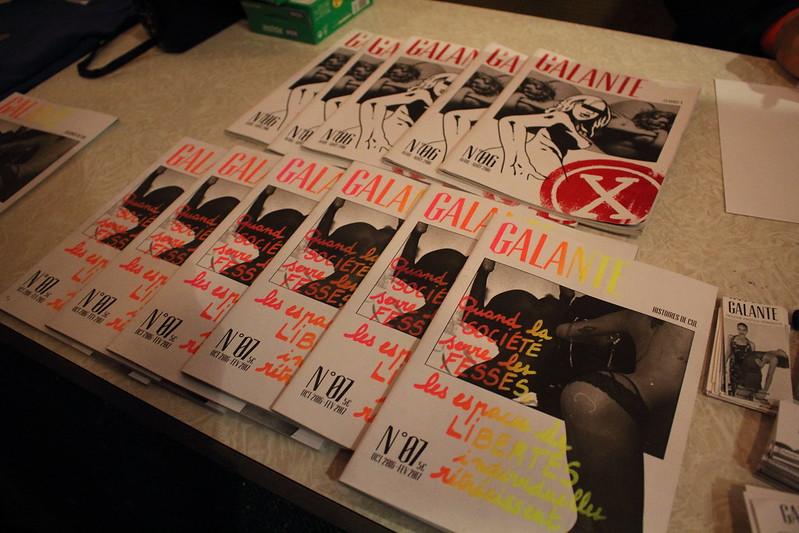 Galante Fesses'tival - Lancement N°07 à la Favela Chic