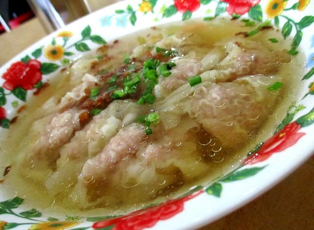 TOTO Cafe pian sip soup 2