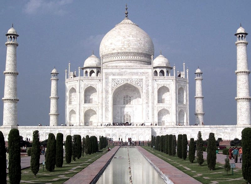Taj Mahal Facts and History