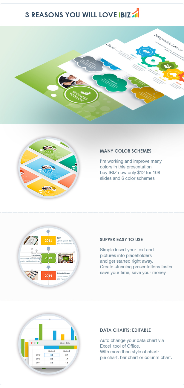 Ibiz Powerpoint Template