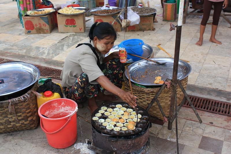 национальная кухня Мьянмы
