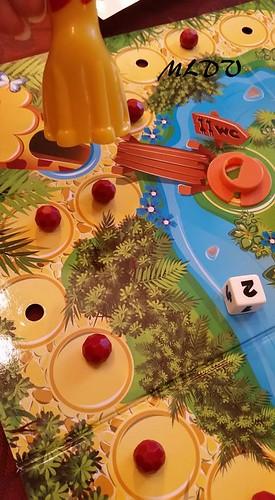 jeu de société Giraf'fun fruits