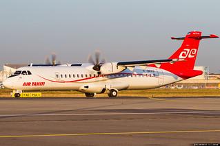 Air Tahiti ATR 72-600 (72-212A) cn 1350 F-ORVU