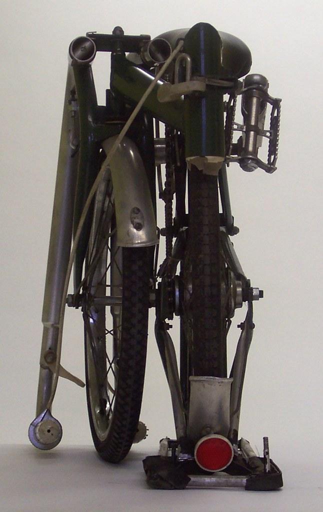 Brompton Museum (prototypes, pré-série, Mark I, Mark II...) 30297595143_059e2ef68c_b