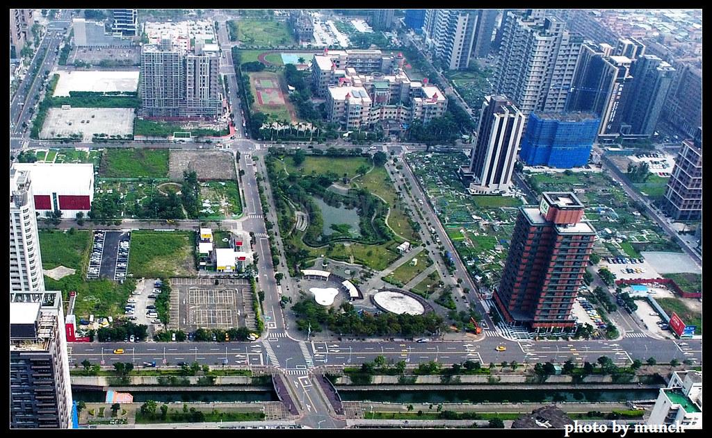 廣大的溫仔圳濕地,現今只剩濕地公園。