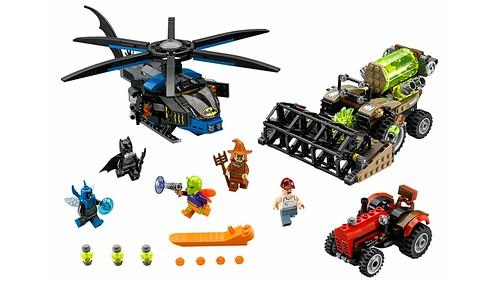 LEGO SuperHeroes DC Comics 76054 Batman Scarecrow Harvest of Fear 00