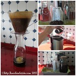 Cold brew coffee – kalt gebrühter Kaffee