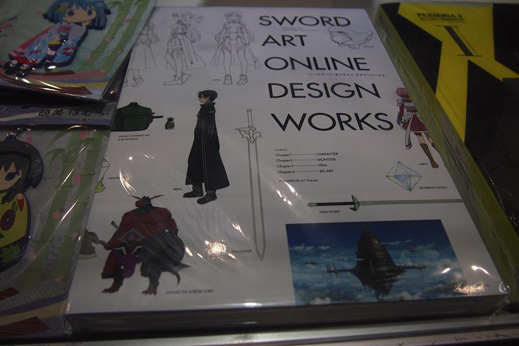 Sword Art Online Design Works