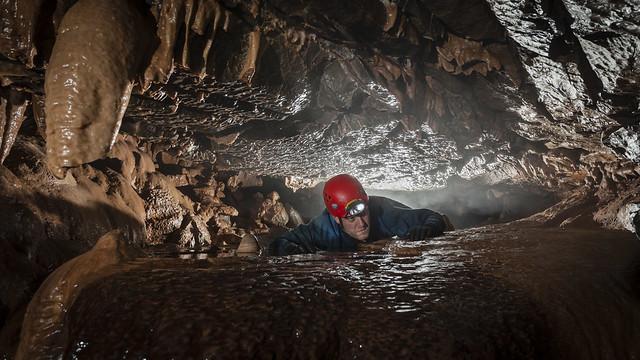 Near Hywel's Grotto- Porth Yr Ogof