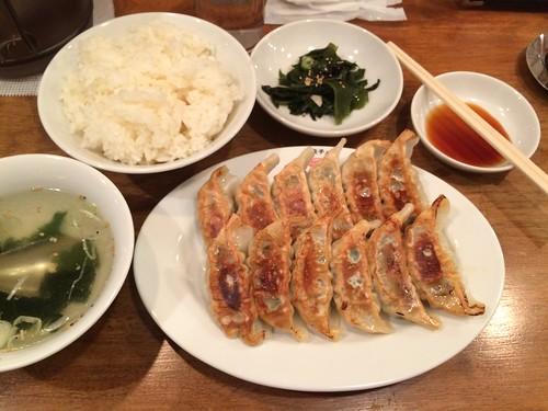 ランチ - 渋谷餃子 恵比寿店