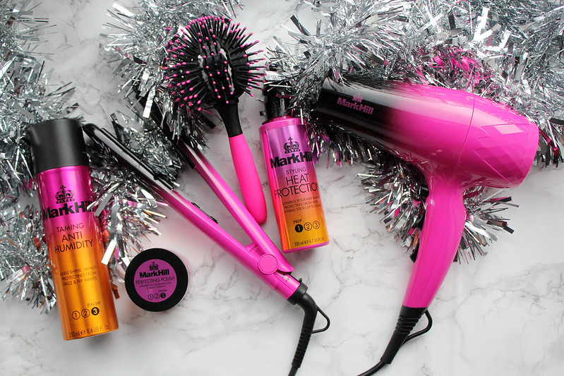 Beauty: Mark Hill Hair Tools & Products