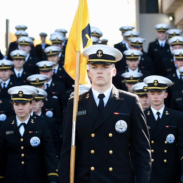 NCAAF Navy v Tulsa 011