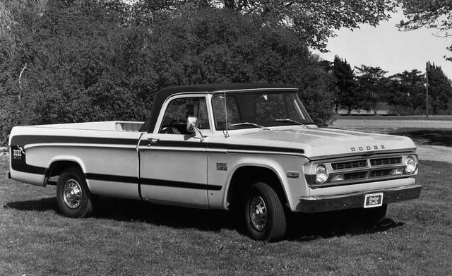 1970 Dodge D100 Dude