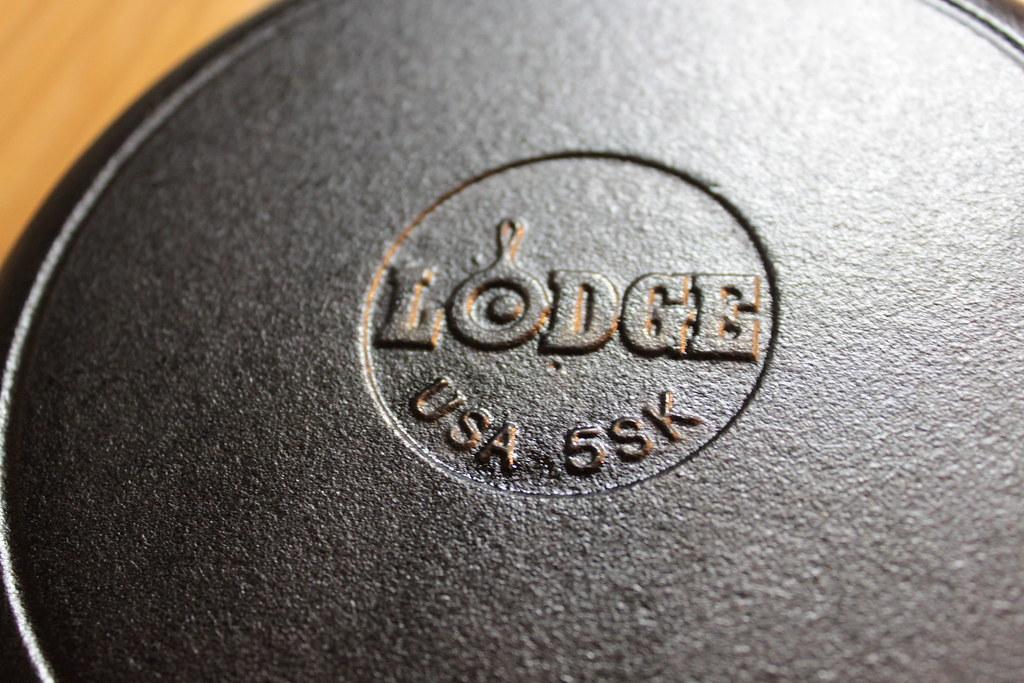 ロッジーLODGE L5SK3ロジックスキレット8インチ