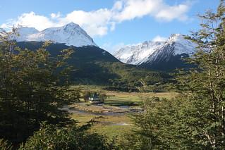 Parque Nacional Tierra del Fuego, Argentina